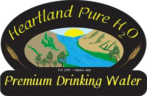 Heartland Pure h2o Bottled Water Moose Jaw Prairie Janitorial