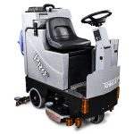 Tomcat PRO MicroRider Floor Scrubber Dryer Moose Jaw