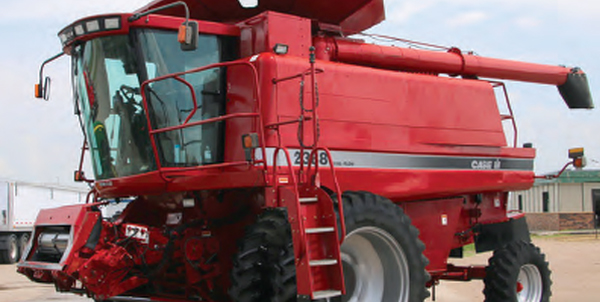Agriculture Equipment Machines Touchless Wash Clean Moose Jaw Saskatchewan